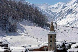 Lyžařský rezort Val d'Isère