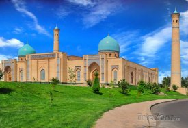 Mešita Tellya Sheikh v Taškentu