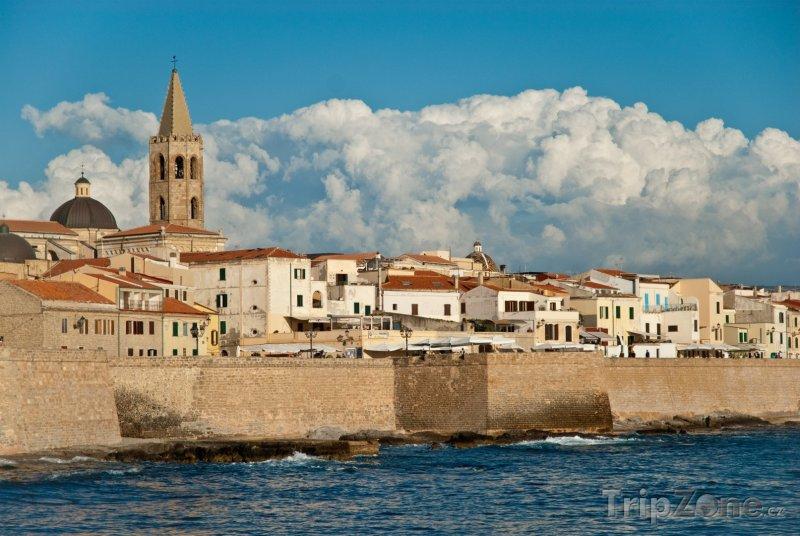 Fotka, Foto Město Alghero (Itálie)