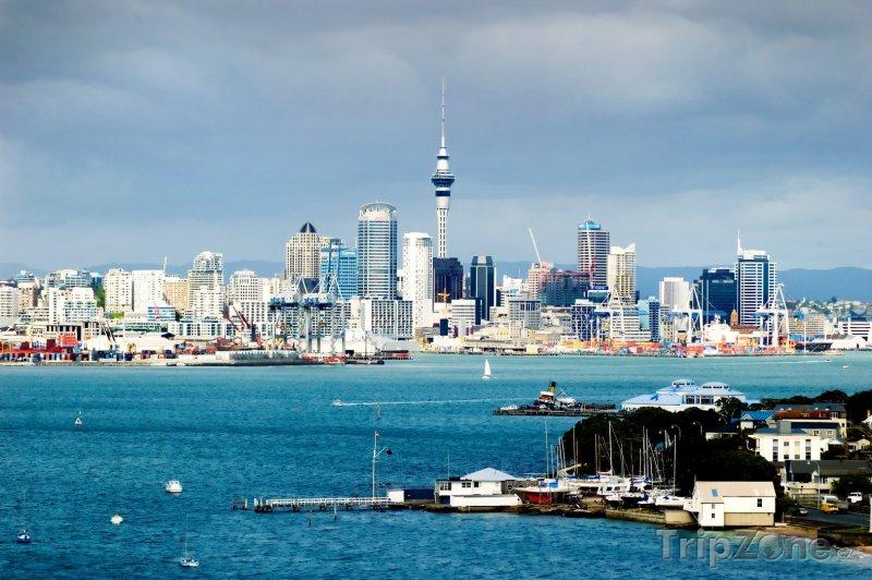 Fotka, Foto Město Auckland (Auckland, Nový Zéland)