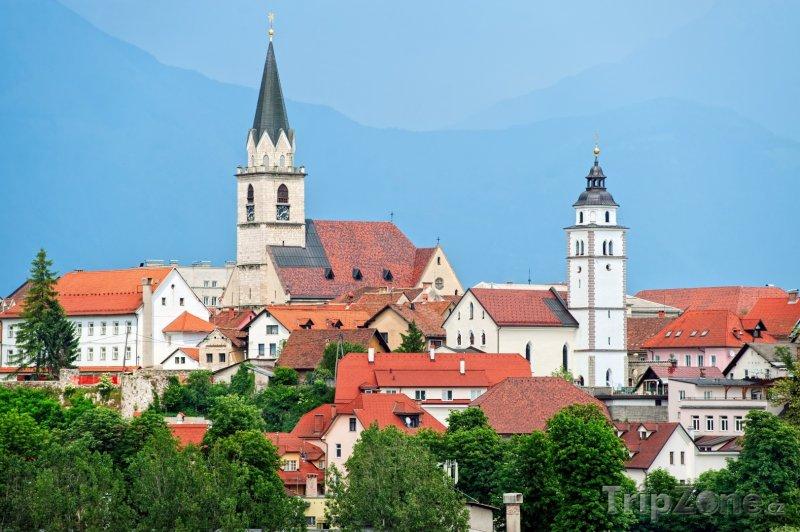 Fotka, Foto Město Kranj (Slovinsko)