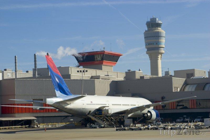 Fotka, Foto Mezinárodní letiště Hartsfield-Jackson (Atlanta, USA)
