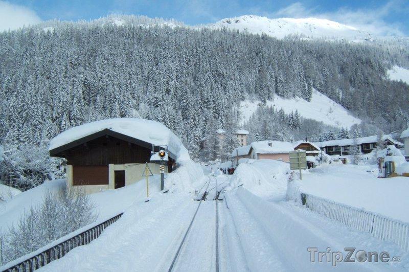 Fotka, Foto Montroc, železniční stanice
