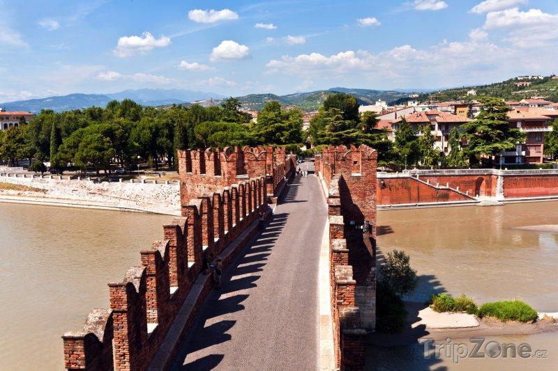 Fotka, Foto Most Castelvecchio (Verona, Itálie)