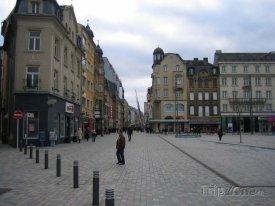 Náměstí v Esch-sur-Alzette