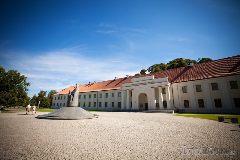 Fotka, Foto Národní muzeum Litvy (Vilnius, Litva)
