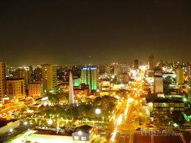 Noční Maracaibo