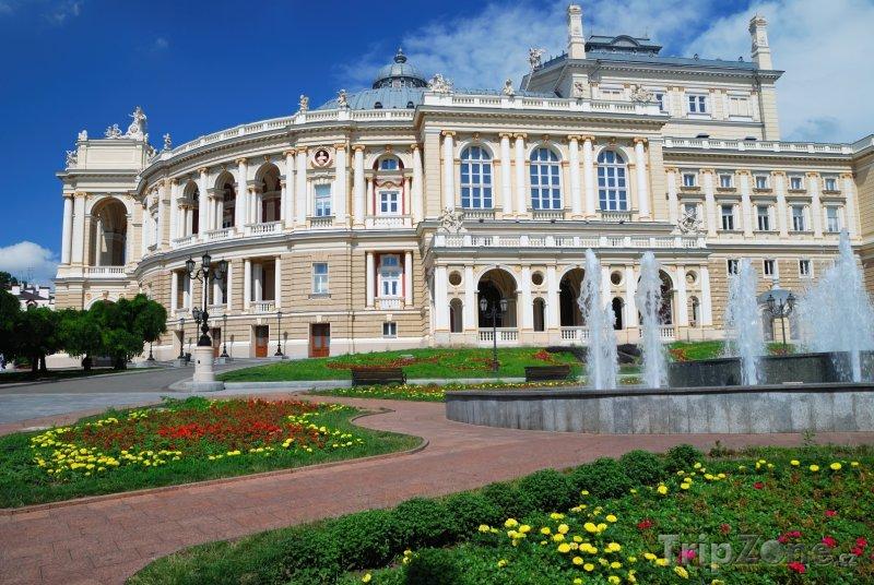Fotka, Foto Oděsa, Opera a baletní divadlo (Ukrajina)