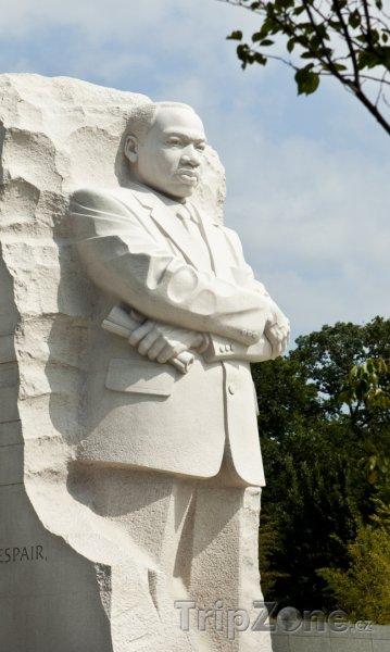 Fotka, Foto Památník Martina Luthera Kinga (Washington D.C., USA)