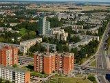 Panorama města Klajpeda