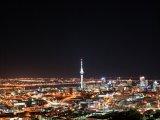 Panorama nočního města