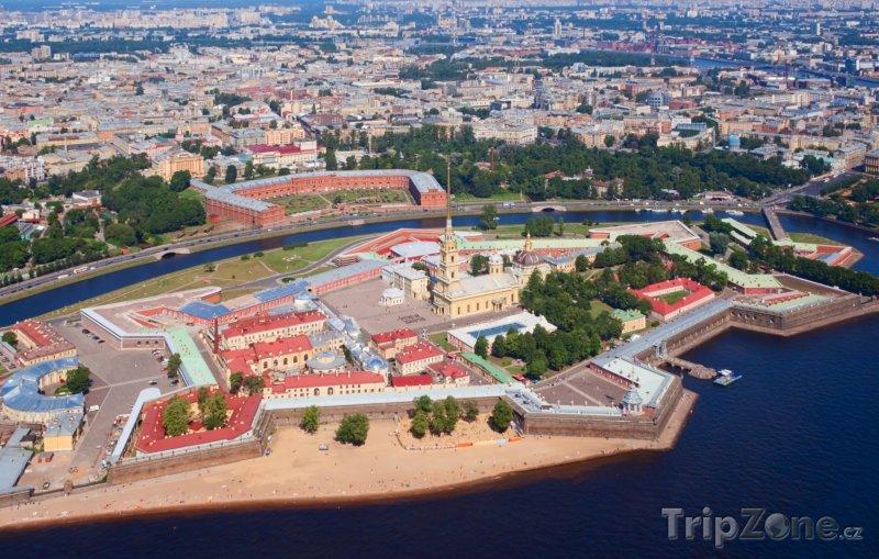 Fotka, Foto Petropavlovská pevnost (Petrohrad, Rusko)