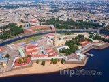 Petropavlovská pevnost