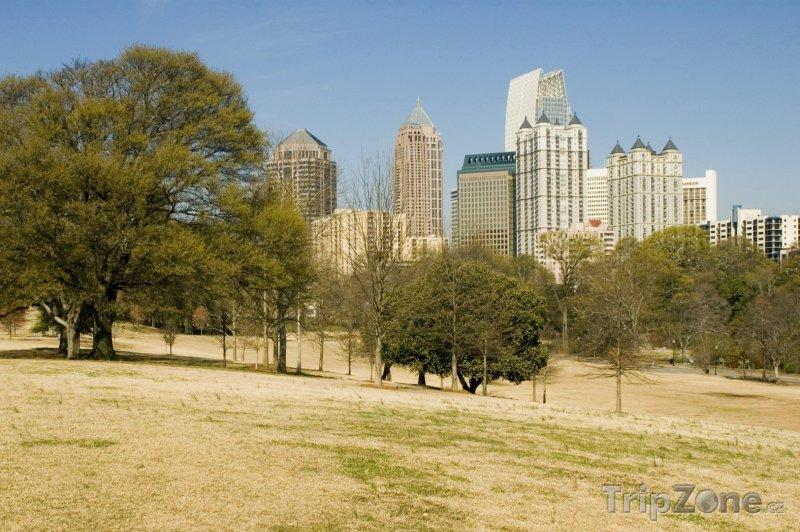Fotka, Foto Piedmont Park (Atlanta, USA)