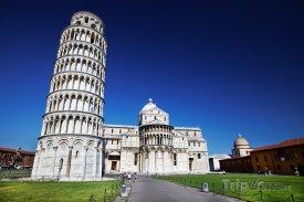 Pisa, Šikmá věž na Náměstí zázraků