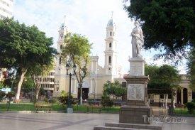 Piura, Plaza de Armas