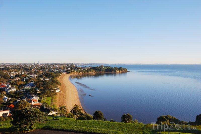 Fotka, Foto Pláž v Devonport (Auckland, Nový Zéland)