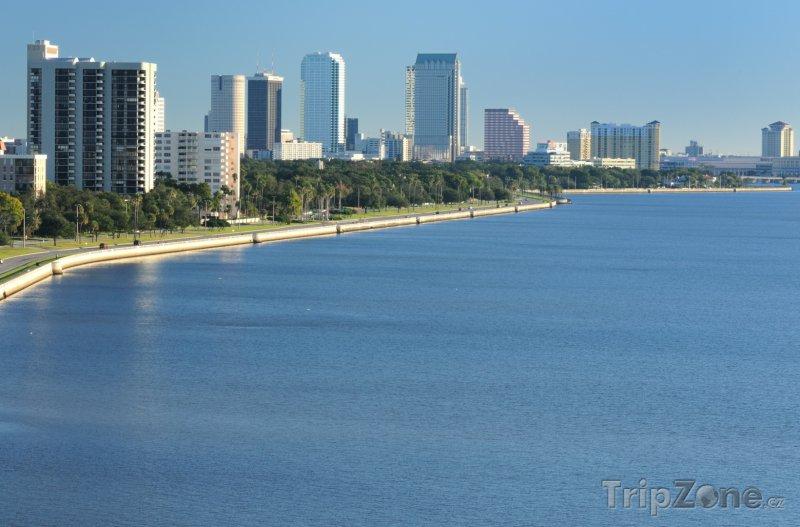 Fotka, Foto Pobřeží Tampy (Tampa, USA)