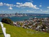 Pohled na město z Mount Victoria