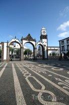 Ponta Delgada, hlavní náměstí