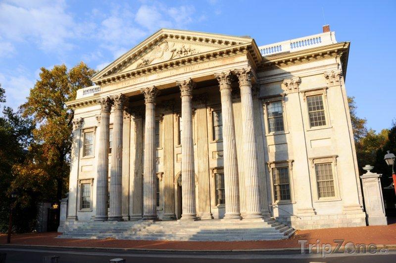 Fotka, Foto První banka Spojených států amerických (Filadelfie, USA)