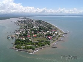 Puntarenas panorama
