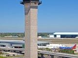 Řídící věž na Tampa International Airport