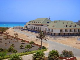Santa Maria, hotel u pláže