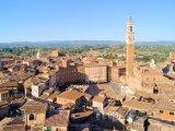 Siena, náměstí il Campo