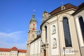 St. Gallen, Opatství svatého Havla