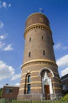 Tilburg, vodárenská věž