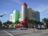 Tropické Art Deco