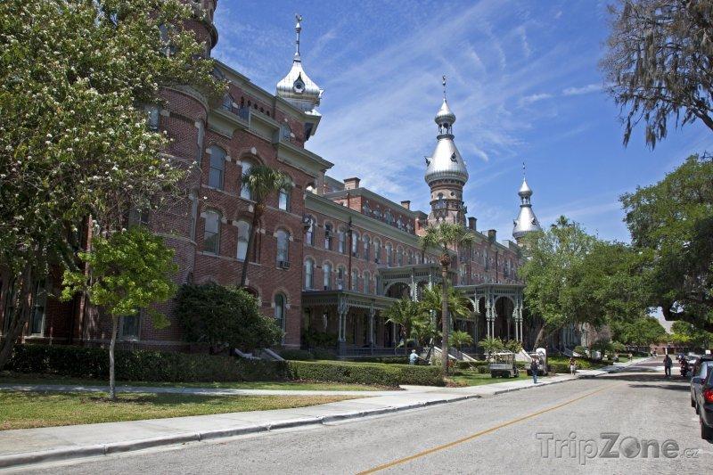 Fotka, Foto University of Tampa (Tampa, USA)