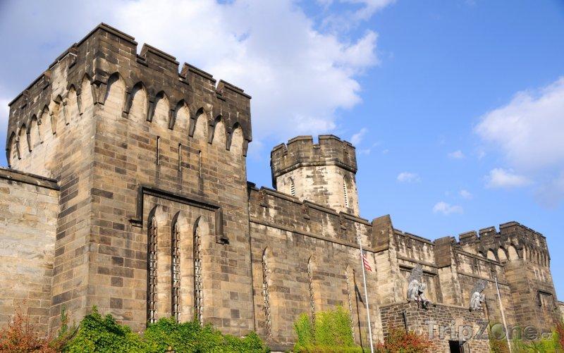 Fotka, Foto Věznice Eastern State (Filadelfie, USA)