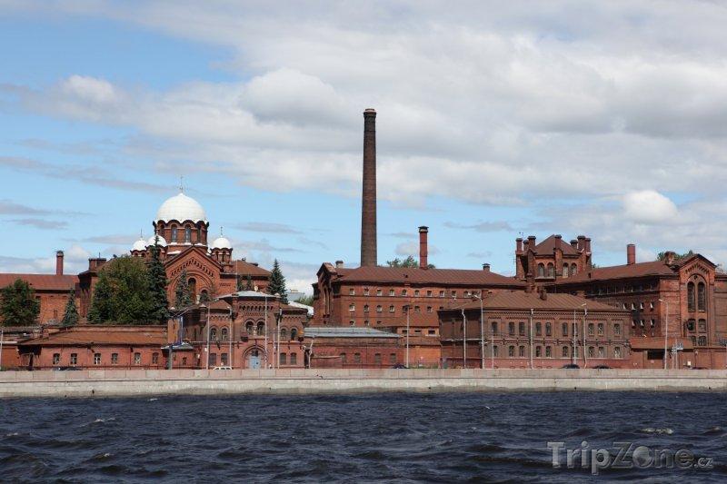 Fotka, Foto Věznice Kresty (Petrohrad, Rusko)