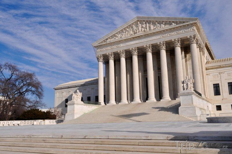 Fotka, Foto Vrchní soud Spojených států amerických (Washington D.C., USA)