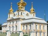 Východní kaple paláce Petěrgof