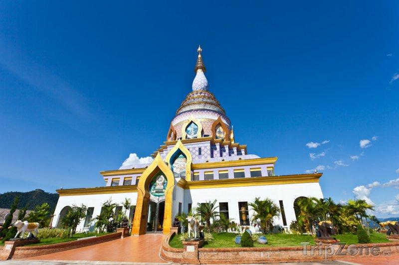 Fotka, Foto Wat Chedi Kaew Thaton (Chiang Mai, Thajsko)