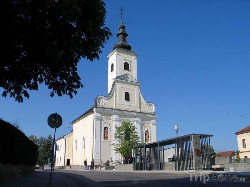 Fotka, Foto Zabok, kostel svaté Heleny