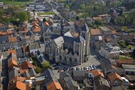 Zoutleew, kostel svatého Leonarda