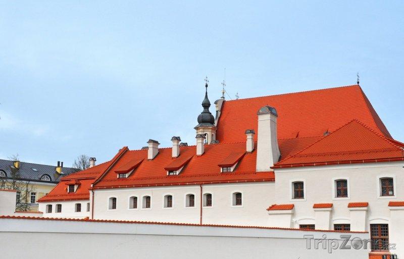 Fotka, Foto Zrekonstruovaný kostel (Vilnius, Litva)