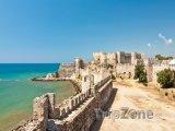 Anamur, hrad Mamure