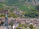 Andorra la Vella panorama