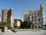 Baku, Panenská věž