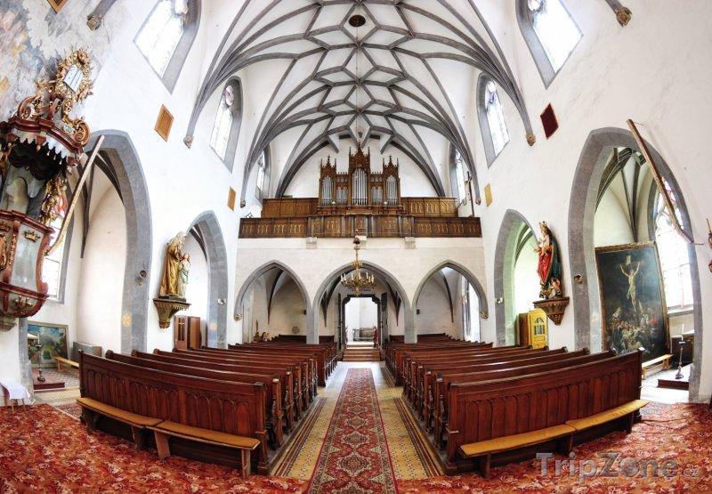 Fotka, Foto Banská Štiavnica, kostel svaté Kataríny (Slovensko)