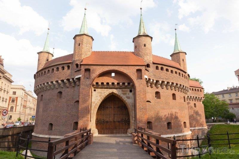 Fotka, Foto Barbakán (Krakov, Polsko)