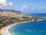 Basseterre, pohled na pobřeží
