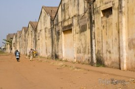 Bissau, průmyslová zóna