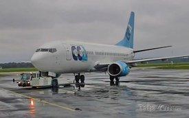 Boeing 737-300 společnosti Czech Connect Airlines