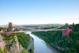Bristol, visutý most Clifton